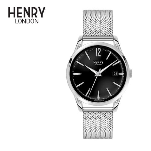 [헨리런던 HENRY LONDON] HL39-M-0015 Edgware(엣지웨어) 38.5mm